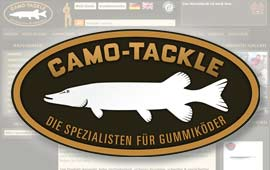 CAMO-Tackle Onlineshop