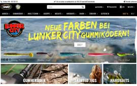 camo tackle de lunker city